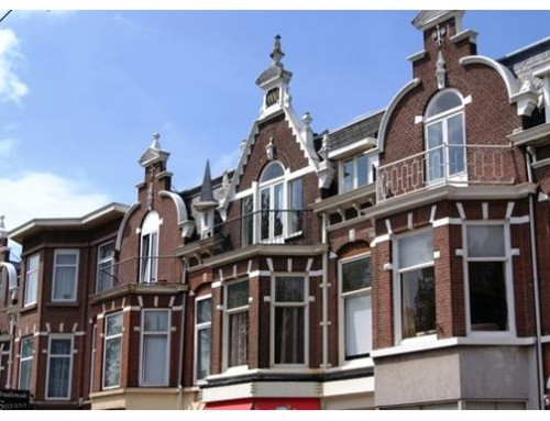 Laan van Meerdervoort – Top etage